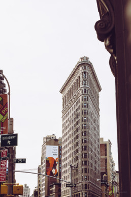 Flat Iron Building, Manhattan, New York - Copyright Thomas Effinger