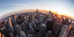 Manhattan Skyline, State Building, New York | © T. Effinger