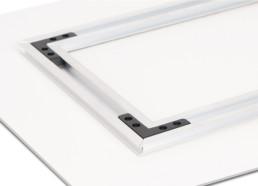 aluminium hanging system