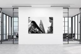 Exklusive Fotodrucke und Wandbilder: Flatiron, New York City Nr. 0066 | © Thomas Effinger