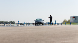 Driver training BMW Driving Academy | Maisach, Munich | © T. Effinger