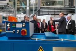 Press photos: Deutschland - Land der Ideen | Energielernfabrik IWB Garching | © T. Effinger