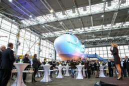 Lufthansa Kundenevent Boing 747-8 | München | © T. Effinger