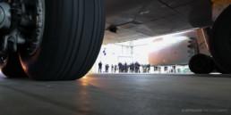Lufthansa client event Boing 747-8 | Munich | © T. Effinger