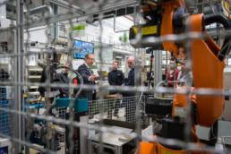 Pressefotos: Deutschland - Land der Ideen | Energielernfabrik IWB Garching | © T. Effinger