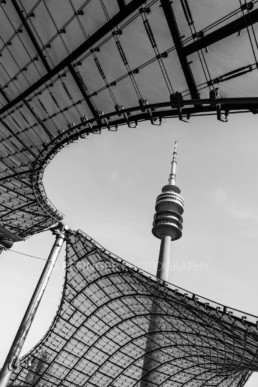 Olympic Park Munich, Olympic Stadium, Olympic Tower | 6002 | © Effinger