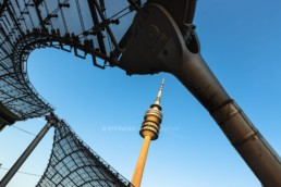 Olympic Park Munich, Olympic Stadium, Olympic Tower | 3332 | © Effinger