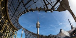 Olympic Park Munich, Olympic Stadium, Olympic Tower | 5973 | © Effinger