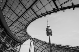 Olympic Park Munich, Olympic Stadium, Olympic Tower | 5978 | © Effinger