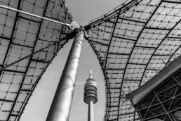 Olympic Park Munich, Olympic Stadium, Olympic Tower | 5910 | © Effinger