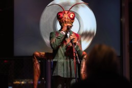 Gil Ofarim Masked Singer grasshopper | Press photos | 1405 | © Effinger