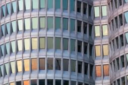 Architekturfotografie: BMW Hochhaus München Vierzylinder   4785   © Effinger