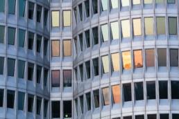 Architekturfotografie: BMW Hochhaus München Vierzylinder   4794   © Effinger