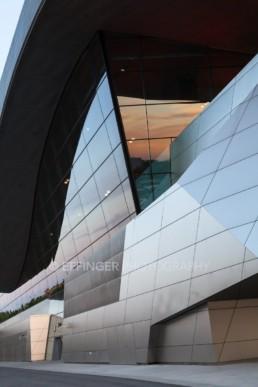 Architecture photography: BMW World Munich   1571   © Effinger