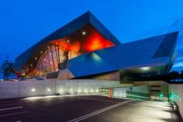 Architecture photography: BMW World Munich   5545   © Effinger