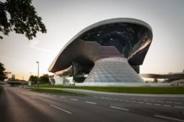 Architecture photography: BMW World Munich   9917   © Effinger