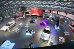 Architecture photography: BMW World Munich inside inner space   1465   © Effinger