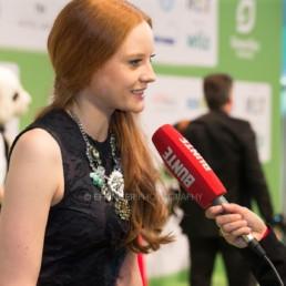 Barbara Meier | GreenTec Awards Pressefotos | 7948 | © Effinger