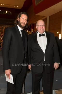 Peter Altmaier, David Mayer de Rothschild | GreenTec Awards Pressefotos | 8177 | © Effinger