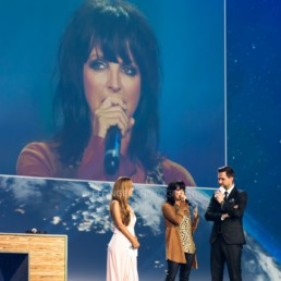 Annemarie Carpendale, Nena, Matthias Killing | GreenTec Awards | 8243 | © Effinger
