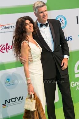 Janine White, Andreas Rüter | GreenTec Awards Pressefotos | 7900 | © Effinger