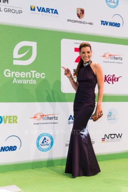 Kim Heinzelmann | GreenTec Awards Pressefotos | 7878 | © Effinger